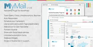 My Mail email marketing plugin
